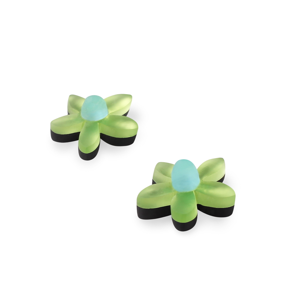 Flower Stud earrings - Orchard