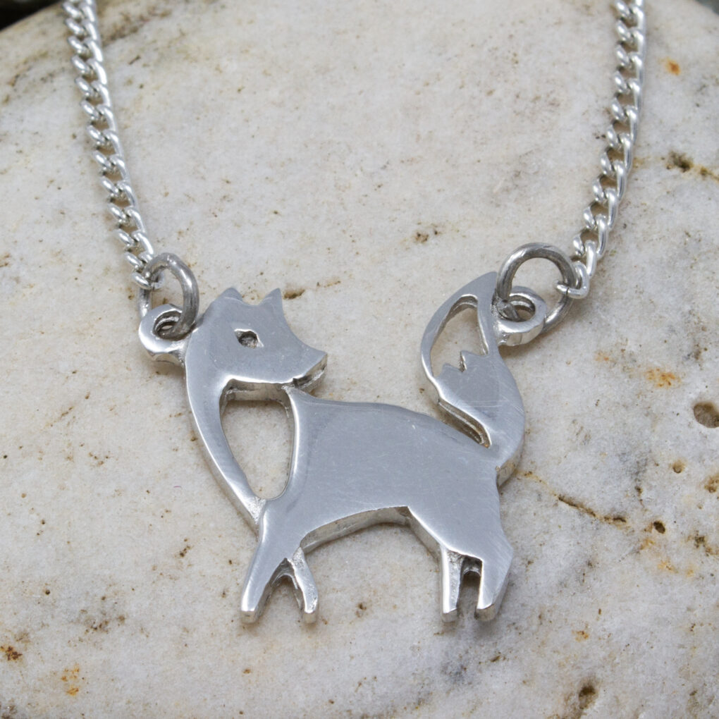 lowran fox necklace