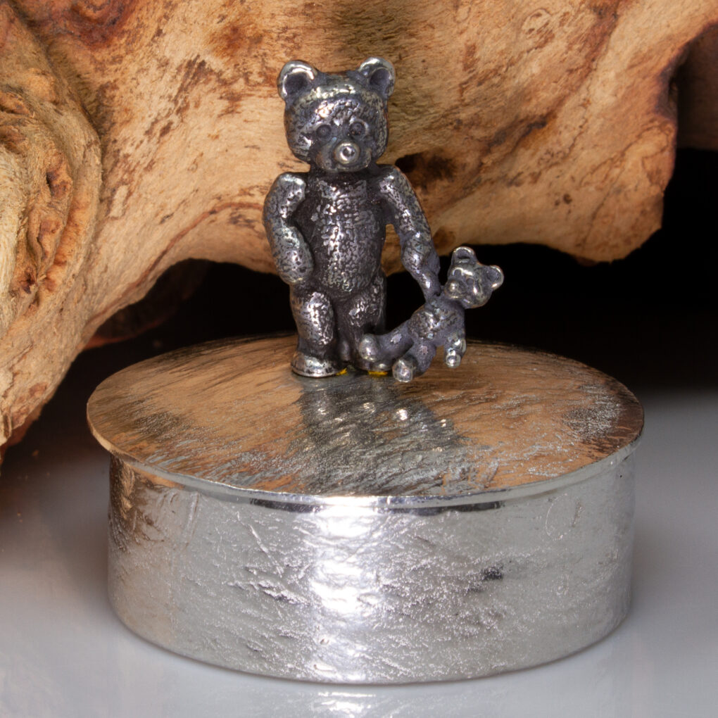 Baby Teddy - Trinket Box
