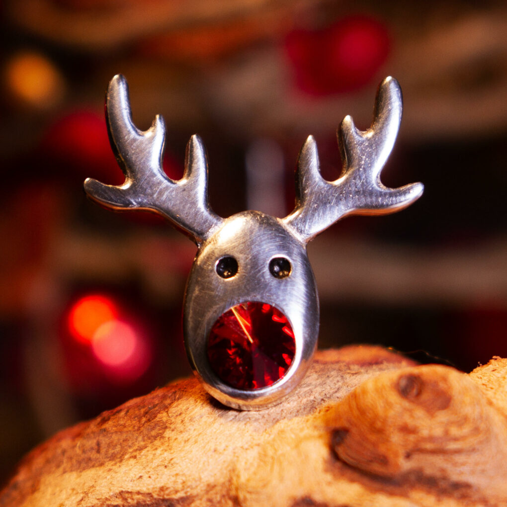 Reindeer Christmas Jewellery