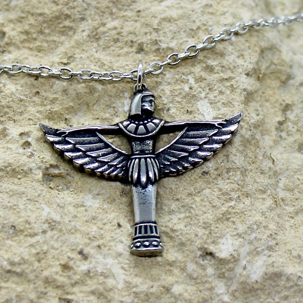Egyptian Goddess Bast Pendant