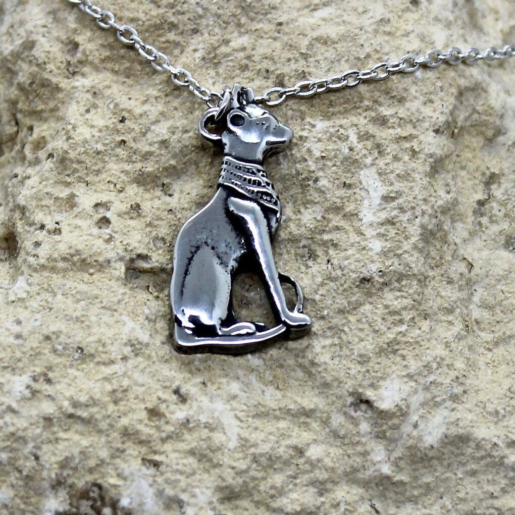 Egyptian Cat Pendant