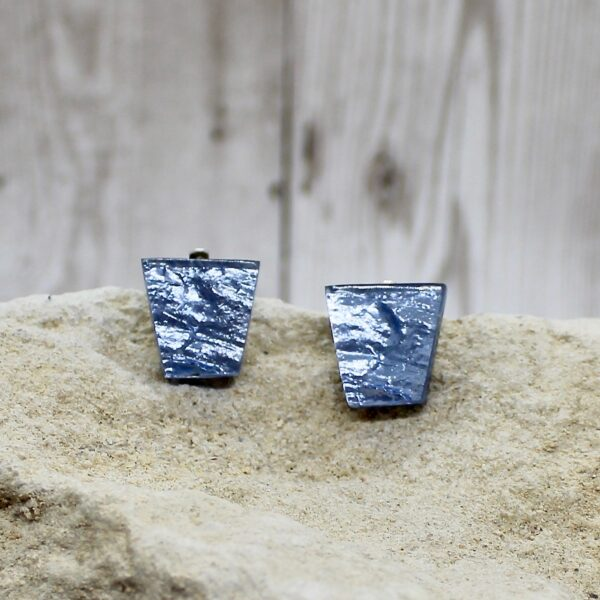 Aztec Clip-on Earrings ice