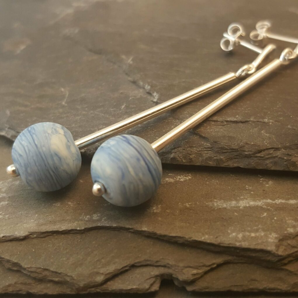 Emily Earrings - Hayling Ripple