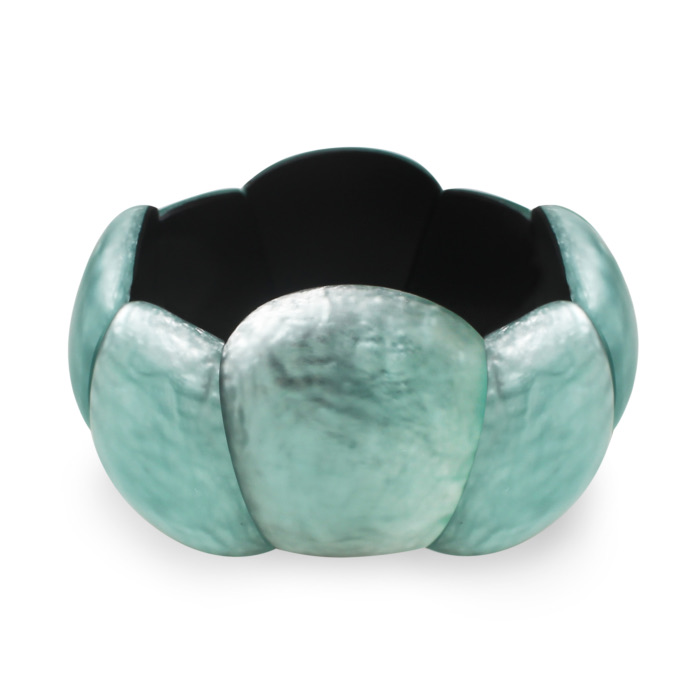 Cleopatra Bangle - Mint